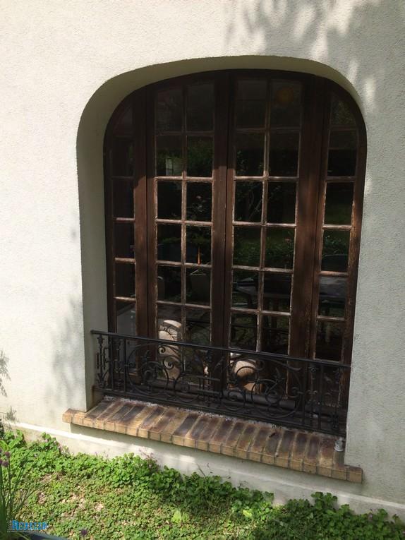 Before-restauration fenêtre