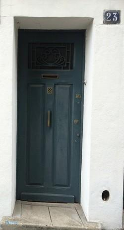 Before-remplacement de la porte
