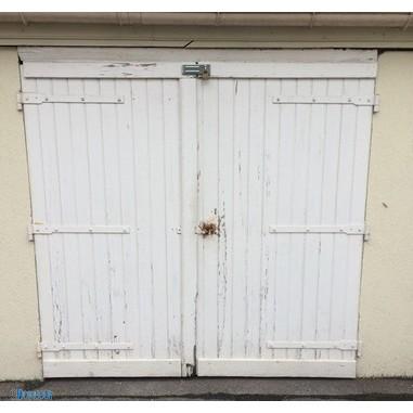 Before-une nouvelle porte de garage