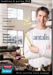 Couverture catalogue Janneau - fenêtre & portes PVC de chez Antalis