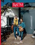 page de couverture-catalogue portes d'entrées-Bel'm