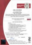 Couverture-Certification Veritas-pose de menuiseries extérieures