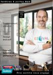 Couverture catalogue Janneau - fenêtre & portes ALU de chez Estival