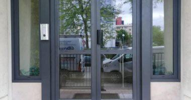 Acoussur Remplacement Porte Immeuble Apres 2